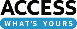 Access What's Yours Logo